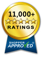 11,000+ Reviews from Verified Customers